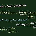 Cómo calcular la velocidad máxima