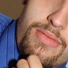 Cómo pueden conseguir labios suaves los hombres