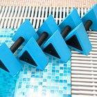 Pesos acuáticos y ejercicios