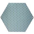 Cómo calcular el largo de los lados en hexágonos regulares