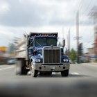 Cómo conseguir contratos para un camión de volteo