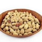 Los beneficios para la salud de los cacahuetes crudos
