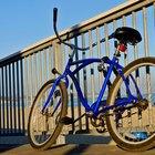 Cómo medir una bicicleta playera cruiser