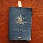 Cómo cumplir con los requisitos del pasaporte británico