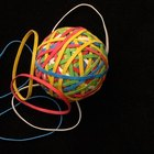 How to Recycle Rubber Bands