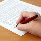 How to Make a Construction Employment Contract