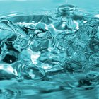 El porcentaje adecuado de agua en el cuerpo