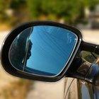 Cómo quitar un espejo retrovisor de un Silverado