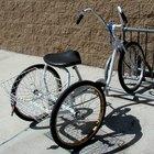 Cómo construir un triciclo