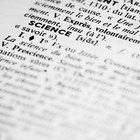 Los pasos para un proyecto de ciencias