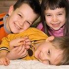 Juegos para enseñar sobre el perdón a los niños