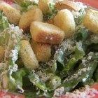 ¿Es saludable la ensalada César?