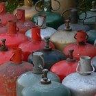 Cómo comprobar el nivel de llenado de los tanques de gas propano