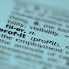 Definición de ganancia bruta