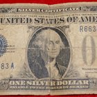 How to Sell Silver Certificate 1935 E-Series
