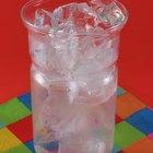 El líquido, ¿retendrá mejor su temperatura en vidrio, espuma o plástico?