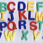 Juegos del alfabeto para niños de preescolar