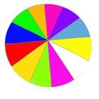 Cómo obtener el área del ángulo central de un círculo
