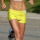 ¿Correr tonifica el estómago?