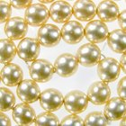 Why Pearls Become Yellow