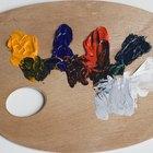 Cómo usar aceite de linaza crudo en una pintura al óleo