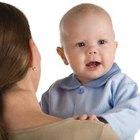 Cómo hacer una pieza colgante para dar la bienvenida a un bebé