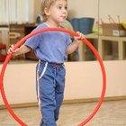 Cómo realizar trucos simples en el aro hula hula