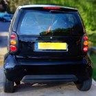 Especificaciones y peso del coche Smart