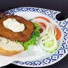 Información nutricional del pescado frito