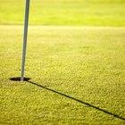 Instrucciones para utilizar un visor de golf