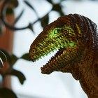 Historia del tiranosaurio rex