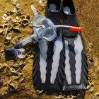 Cómo limpiar el equipo de snorkeling