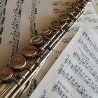 Cómo darle brillo a una flauta Yamaha