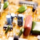 Cómo medir un condensador con un voltímetro