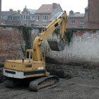 Lista de partes de un excavador Caterpillar 312