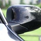 Problemas de marcas de cera en el automóvil
