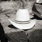 How Do I Clean a Straw Cowboy Hat?