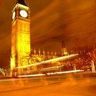 Cómo construir un modelo del Big Ben, la torre del reloj