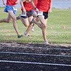 Historia de la carrera de los 400 metros