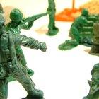 Reglas del juego de soldados de juguete