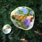 Experimentos con burbujas de sal y azúcar