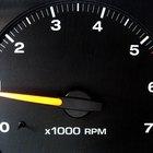Cómo calcular la velocidad de las ruedas de un auto