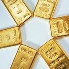 Cómo hacer una solución para chapar en oro