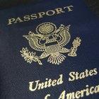 Cómo descubrir un pasaporte falso