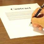 ¿Cuáles son las normas para un testigo en un documento legal?