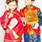 Vestimenta tradicional de las bodas en China