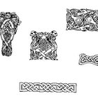 Cómo dibujar nudos celtas paso a paso