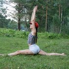 Yoga y entrenamiento con pesas