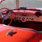 Cómo reparar el tablero de vinilo de un automóvil