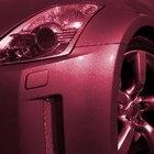 Especificaciones del Nissan Altima GXE 1999